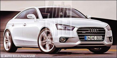 新一代奥迪A3将国产 首选换代后三厢版车型
