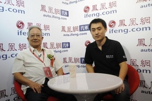 陈祖涛:汽车强国就是让欧美汽车强国买中国车