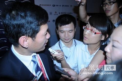袁智军:成都车展将展出五菱之光二代车型