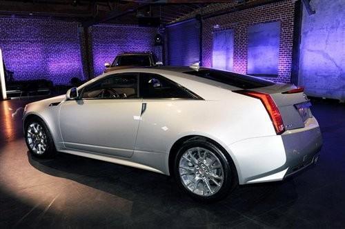 凯迪拉克广州车展将推出CTS Coupe和赛威2.0T