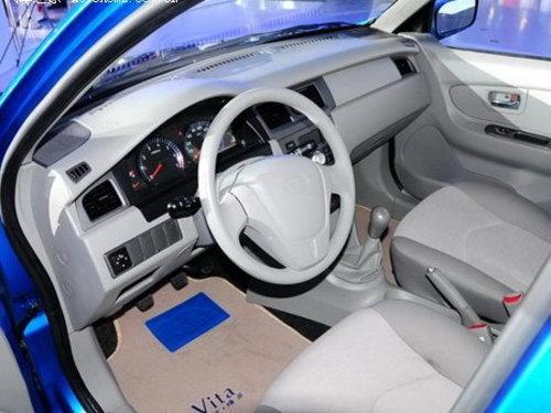 夏利N5降6500元 1.0L车型最低仅售3.94万