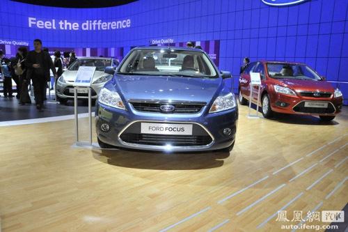 新福克斯2012年国产 另酝酿电动车型国产计划