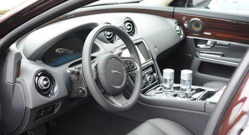 试驾新款捷豹XJ Supersport 豪车也疯狂