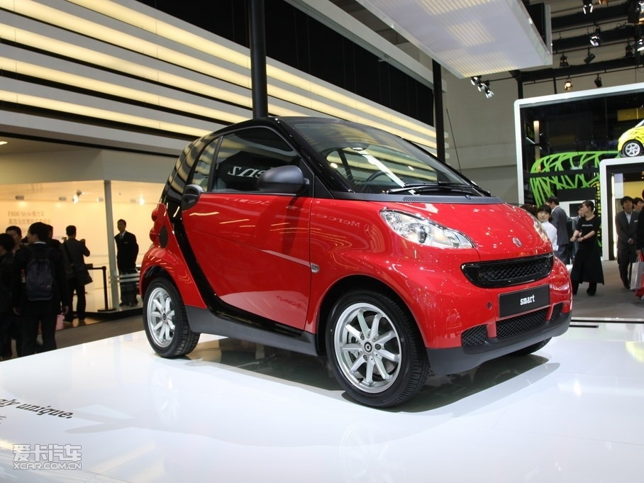 [南京]Smart现金优惠3万 部分现车销售