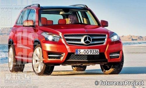 约合52.2万元起 奔驰2012款CLS海外上市