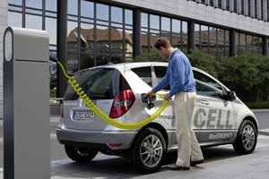 看得见的电气化未来 巴黎车展电动车一览