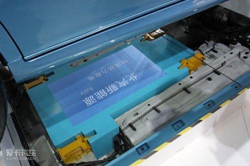 BC301将亮相 北汽自主品牌战略今日发布