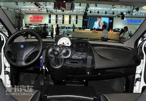 众泰公布旗下电动车售价 补贴后10.8万起