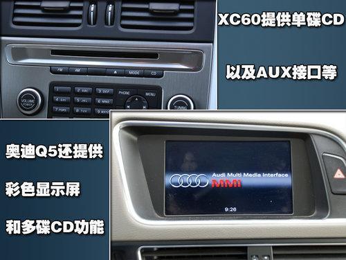 同为2.0T选择谁 奥迪Q5对比沃尔沃XC60(2)