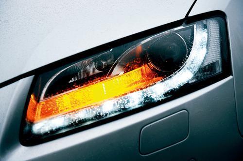 奔驰E350 Coupe对比试驾奥迪A5 激情对对碰(2)