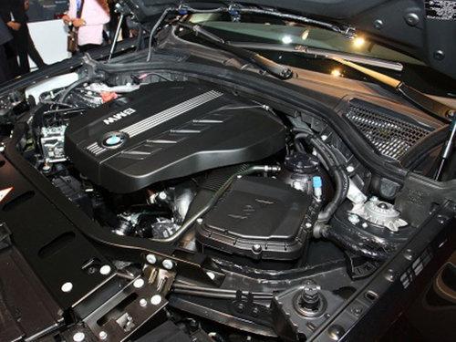 宝马新X3巴黎车展正式登场 11月将上市