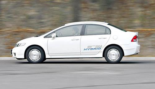 三款主流混合动力轿车对比试驾 触摸未来