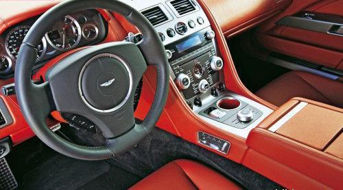 体验奢华 对比奔驰CLS/奥迪A7/捷豹XJ/阿斯顿马丁