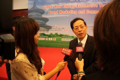 毛焕宇博士:中国的新能源一定会赶在世界前面