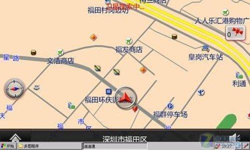 多图时代 易图GPS教你如何实现一机多图