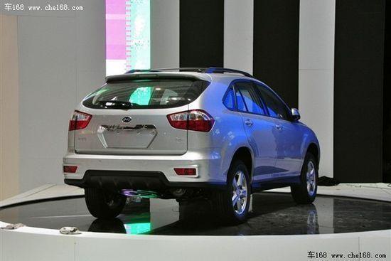 汽油版将明年上 比亚迪S6或搭双模系统