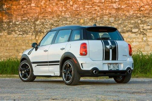 试驾2011款MINI Countryman SUV依旧迷你