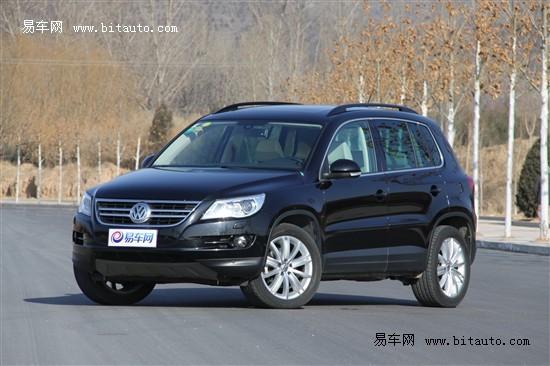 进口Tiguan批量现车到店 现车充足颜色全