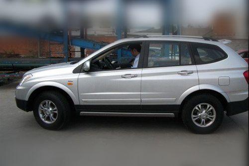 荣威首款SUV将采用两种排量发动机 2011年上市