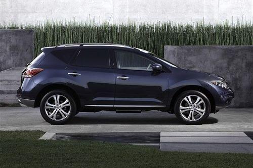 东风日产第三款国产SUV Murano解析 完备产品线