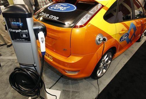 福克斯电动车市场第一步 明年末在美19城市销售
