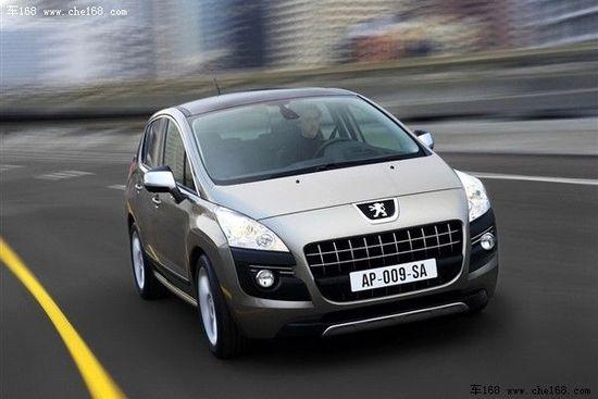 508或缺席 标致3008将12月广州车展上市