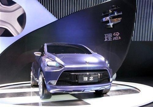 广州车展三款自主首发车前瞻 主场作战高调亮相(2)