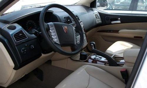 荣威首款SUV 将于广州车展首发亮相