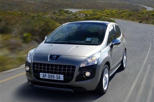 跨界SUV标致3008正式上市 售价24.68-26.68万元