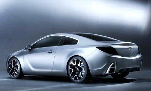 欧宝Insignia推Coupe版 明年量产车发布