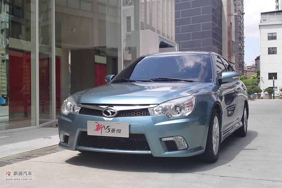 东南V3菱悦保定优惠3000元 现车销售