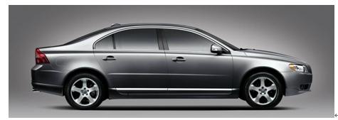 豪华公商务座驾全新沃尔沃S80L T4上市