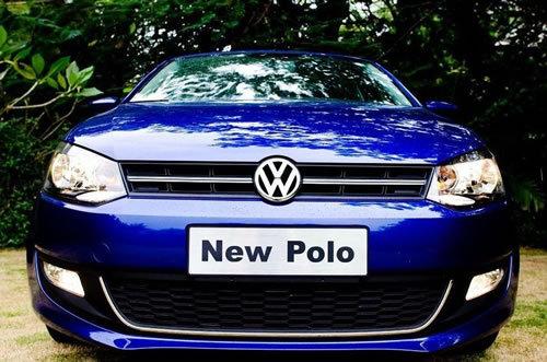 试驾上海大众全新一代Polo 不再装可爱