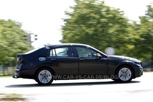宝马3系GT效果图曝光 或将2012年上市