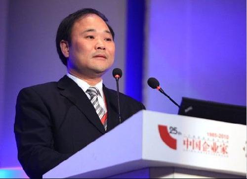 中国企业领袖年会李书福阐释其价值主张