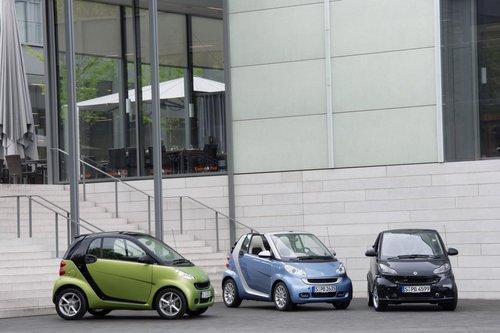 新款SMART上市 奔驰28款车型将亮相广州车展