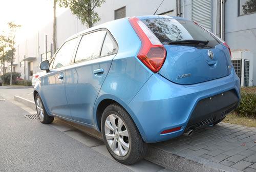 广州车展新车点评 上汽全新MG3市场及价格分析(2)