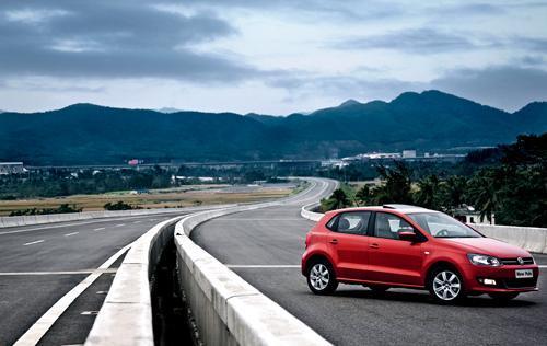 试驾上海大众新一代Polo 是否能够重回辉煌