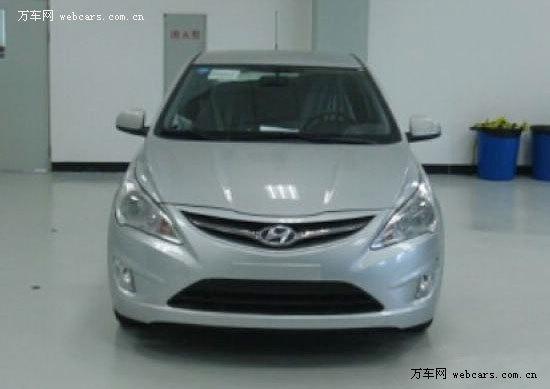 2010广州车展 北京现代瑞纳两厢版独家解析