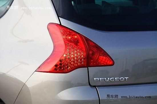 2010广州车展探馆 标致3008展车实拍