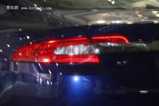 2010广州车展抢先探馆 XF 75限量版亮相