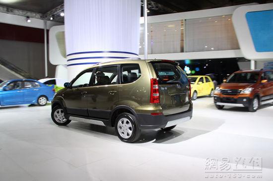 森雅S80广州车展上市 售价6.85-8.95万元