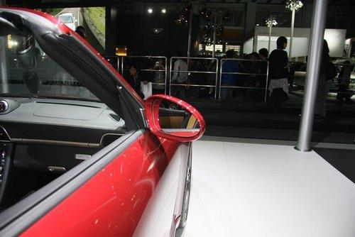 首亮广州车展 保时捷推911EditionStyle