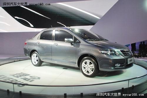 明年上半年上市 广汽本田自主品牌理念S1亮相
