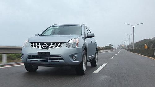 试驾日产跨界SUV车型Rogue 跨界休旅产品