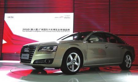 未来十年 中国豪车数量将翻倍