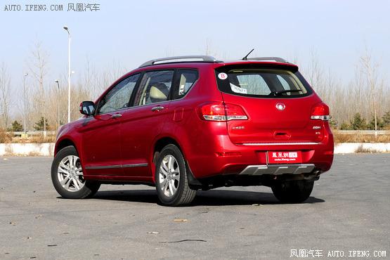 [凤凰测]长城哈弗H6 1.5T 成熟低价SUV