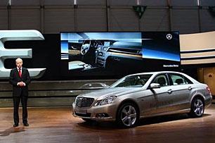 梅赛德斯-奔驰全明星阵容亮相上海车展