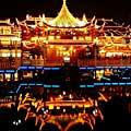 古朴风情的老上海城隍庙