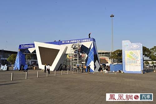 于沉寂中窥视爆发之机 2009年上海车展展前综述
